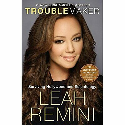 Troublemaker: Surviving Hollywood and Scientology - Paperback NEW Leah Remini 20