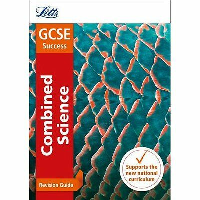 GCSE Combined Science Higher Revision Guide (Letts GCSE - Paperback NEW Letts GC