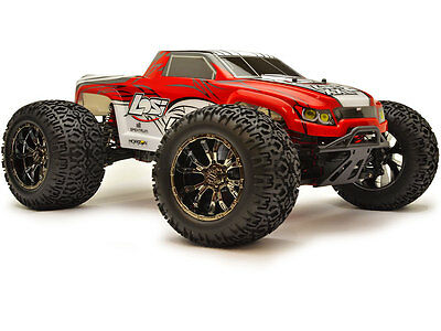 Losi 1:8 LST XXL-2 4WD Petrol Monster Truck RTR #LOS04002C