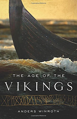 The Age of the Vikings - Paperback NEW Anders Winroth( 01/03/2016
