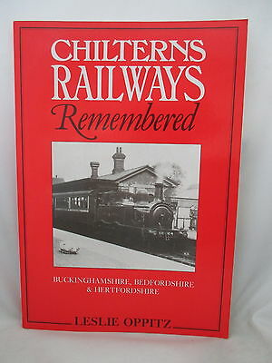 Chilterns Railways Remembered. Great Western. Great Central Metropolitan Railway