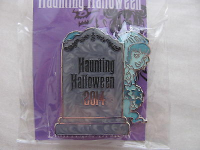 Disney Trading Pins 104153: Haunting Halloween 2014 - Master Gracey & Constance