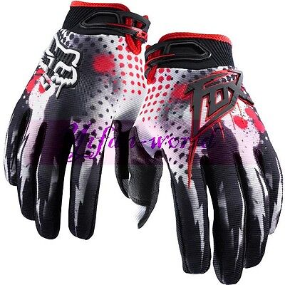New Full Finger Cycling Gloves Mountain Bike Bicycle Sports Gloves Size M L XL