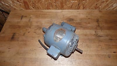 Vintage Delta Machinery Motor, 1/3 HP 1725 Rpm. Lathe Drill Press Scroll Saw...