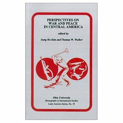 Perspectives on War and Peace in Central America (Monog - Paperback NEW Sung Ho