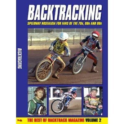 Bactracking: for Speedway Fans of the 70s, 80s and 90s: - Paperback NEW Tony McD