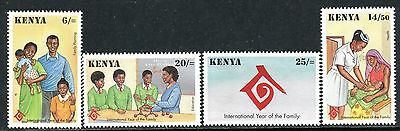 4052 - Kenya 1994 - International Year of the Family - MNH Set