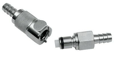 In-Line Fuel Quick Disconnect Coupling  5/16in.  Goodridge LCD005V