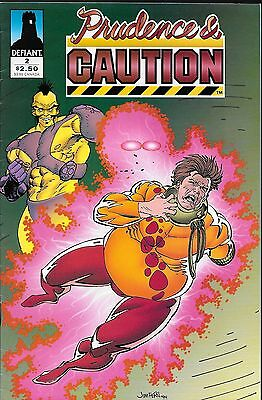 Prudence & Caution No.2 1994 Chris Claremont & Jim Fern
