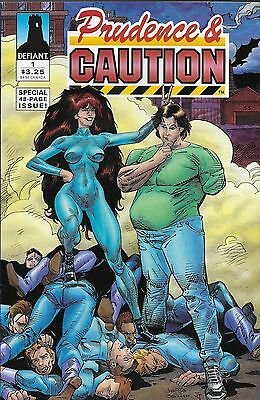 Prudence & Caution No.1 1994 Chris Claremont & Jim Fern