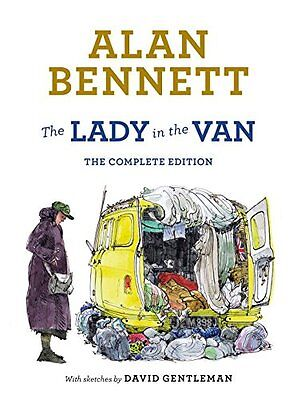 The Lady in the Van New Hardcover Book Alan Bennett