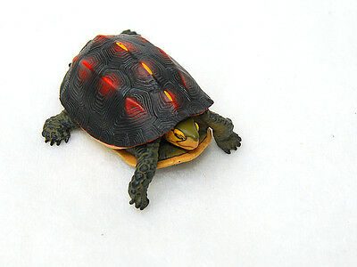 Kitan Club Nature of Japan Techni Colour  Yellow margined Chinese box turtle