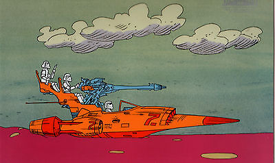 Star Wars Lucasfilm Limited Edition Animation Cel.