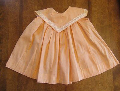 Vintage 1950/60's Charmose Daddy's Girl Toddler Dress Size 2