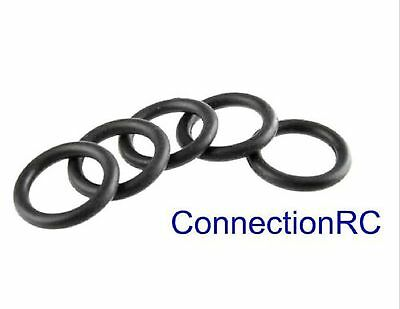 O Rings Rubber-various sizes 10 per pack