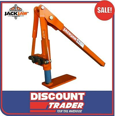 JackJaw Stake Star Picket Post Extractor Short Handle 'Made in Australia' PPS-10