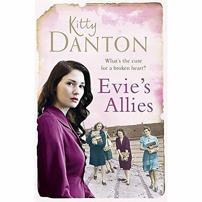 Evie's Allies: Evie's Dartmoor Chronicles, Book 2 - Hardcover NEW Kitty Danton (