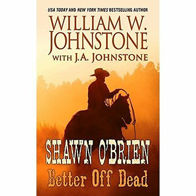Shawn Obrien: Better Off Dead (Wheeler Large Print West - Paperback NEW William