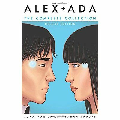 Alex  Ada: The Complete Collection - Hardcover NEW Jonathan Luna(A 22 Nov. 2016