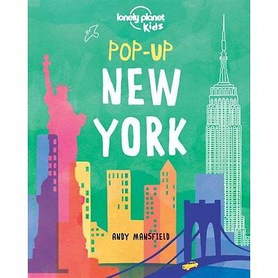 Pop-up New York (Lonely Planet Kids) - Hardcover NEW Lonely Planet K 15-Apr-16