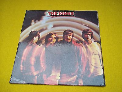 The Kinks ‎-The Kinks Are The Village Green Preservation Society (VG/VG+) LP ç