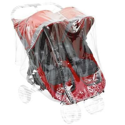 Baby Jogger Raincover to fit City Mini Double & GT with Carrycot