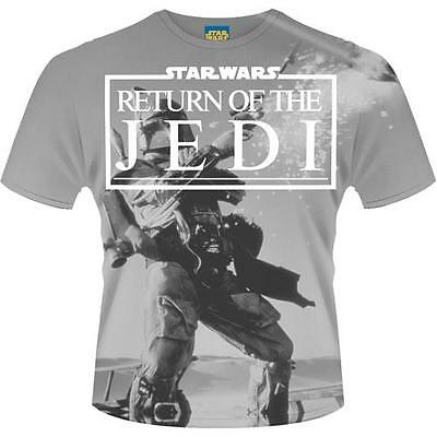 Star Wars - Return Of The Jedi Sublimation T-Shirt - New & Official Disney