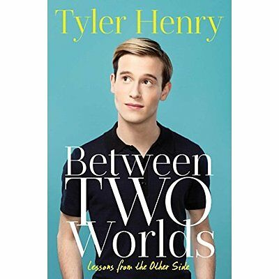 Between Two Worlds: Lessons from the Other Side - Hardcover NEW Tyler Henry(Aut