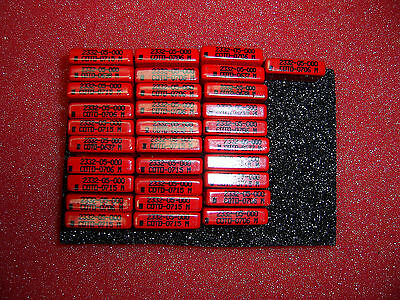 Qty 31 pcs Coto Technology 2332-05-000 RELAY REED DPST 500MA 5V