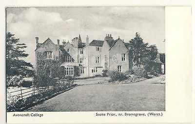 Avoncroft College, Stoke Prior, Worcestershire, 5 Pcs