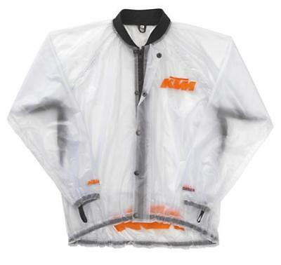 KTM Transparent Rain Jacket 2017