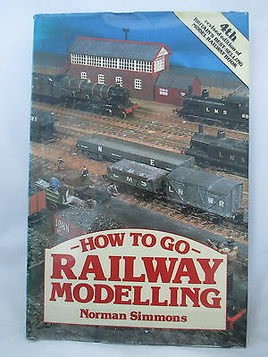 HOW TO GO RAILWAY MODELLING ~ Simmons