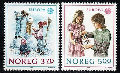 NORWAY MNH 1989 Eurostamps - Toys