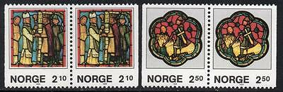NORWAY MNH 1986 Christmas stamps