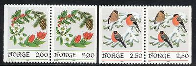 NORWAY MNH 1985 Christmas stamps