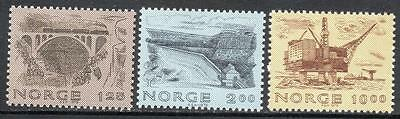 NORWAY MNH 1979 Norwegian engineering