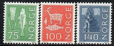 NORWAY MNH 1973 New values
