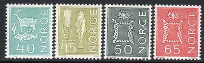 NORWAY MNH 1968 New values