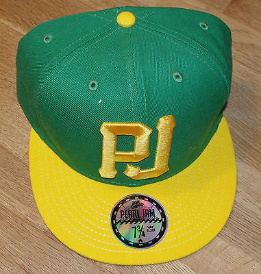 PEARL JAM - Squatch Fitted Cap *NEW* 7 3/4 Baseball