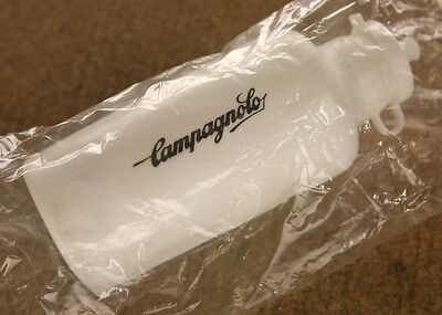 Vintage NOS NEW Campagnolo 500cl waterbottle bottle Nuovo Super Record