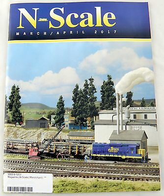N-Scale Magazine - March / April 2017 Issue