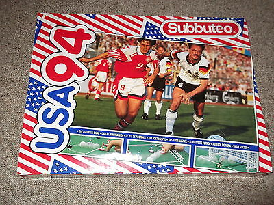 Subbuteo Usa 94 1994 World Cup Germany And Usa Full Teams World Cup 2014
