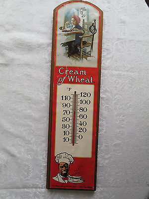 Cream of Wheat Advertising Thermometer (Pepsi 1980)