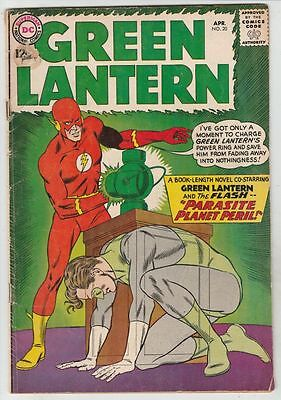 Green Lantern #20 strict GD+  2.5   Appearance - Flash & Pie Face   Many more up