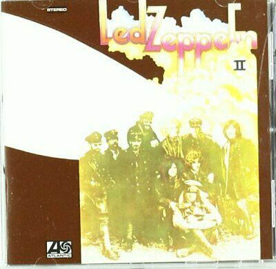 Led Zeppelin - Led Zeppelin II - Led Zeppelin CD 03VG The Cheap Fast Free Post