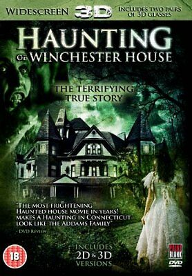 Haunting Of Winchester House 3D [DVD] - DVD  QQVG The Cheap Fast Free Post
