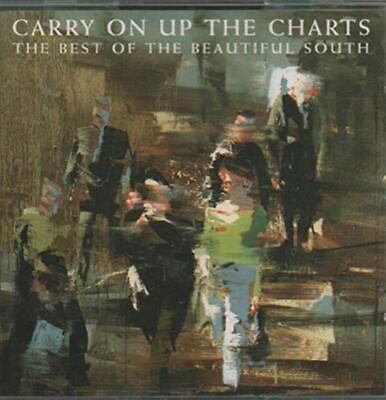 The Beautiful South - Carry On Up The Charts - ... - The Beautiful South CD QTVG