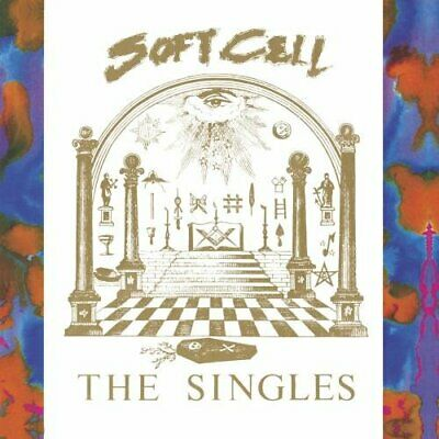 Soft Cell - The Singles - Soft Cell CD SNVG The Cheap Fast Free Post The Cheap