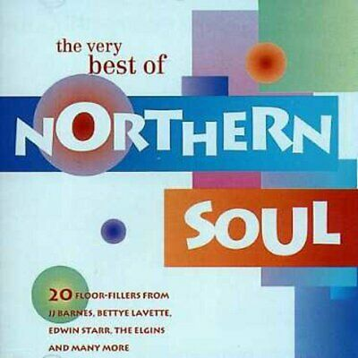 Various Artists - The Very Best of Northern Soul - Various Artists CD OBVG The
