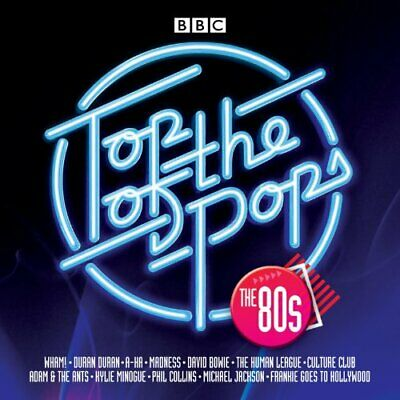 Various Artists - Top of the Pops (TOTP) - The 80s - Various Artists CD 54VG The
